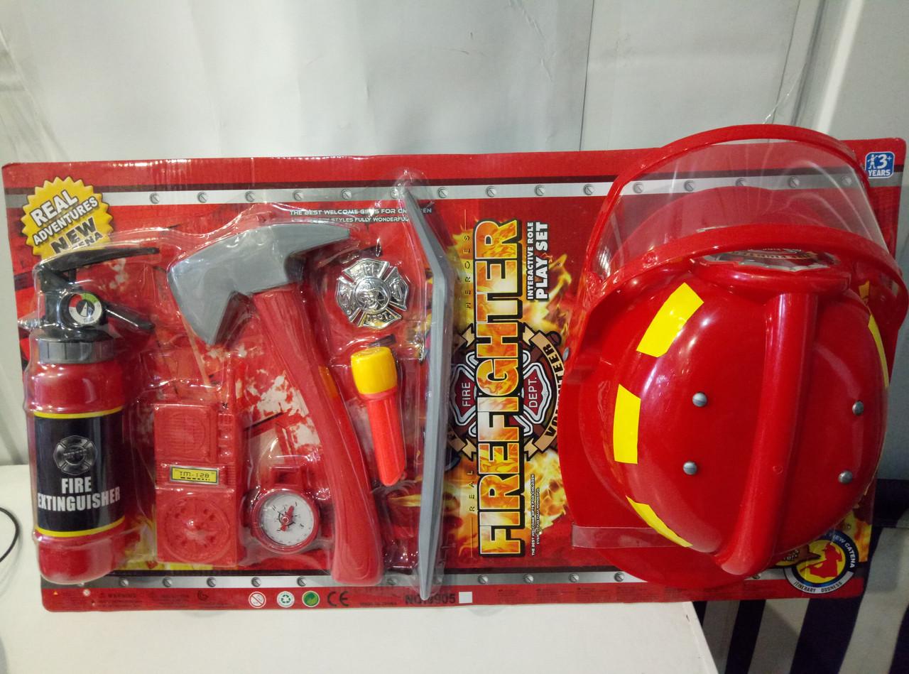 Набор пожарника для мальчиков 9905 А - Интернет-магазин для всей семьи «Базар7км» в Одессе