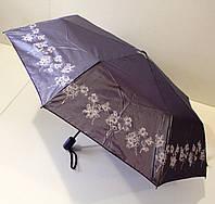 """Женский зонт автомат напыление с цветочным рисунком от фирмы """"Lantana"""""""