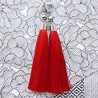 Кисти для сережек Красные