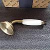 Лейка для душа  Ganzer GZ 0913 D Bronze Antique