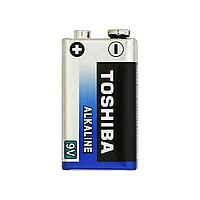 Батарейка Toshiba 9v (6F22) Alkaline