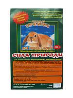 """Премикс """"Сила природы"""" для кроликов и нутрий уп - 400 г O.L.KAR."""