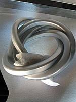 Шланг для душевой лейки силиконовый на подшипнике Kern квадратный