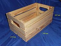 Ящик деревянный универсальный Сосна 10.027