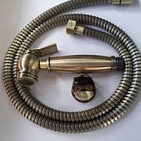 Гигиенический набор KAISER SH-335 Bronze Antique , фото 1