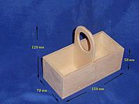 Короб деревянный для специй 7.365