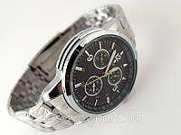 Мужские часы ROLEX - в стиле Tissot, стальной браслет