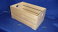 Ящик деревянный универсальный Сосна 10.042