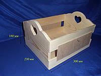 Ящик деревянный универсальный Сосна 10.049