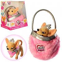 Кикки собачка в сумке М 3481. Аналог Chi Chi love.