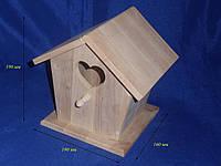 Скворечник деревянный 21.098, фото 1