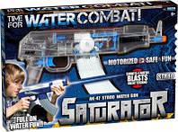 """Игрушечное автоматическое водное оружие \""""Штурм\"""" MISSION-TARGET"""