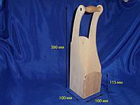 Короб деревянный для вина Фанера 7.095, фото 1
