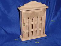 Ключница деревянная 2.020, фото 1