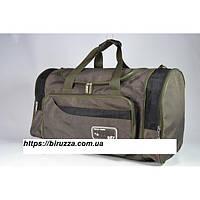 Дорожня сумка кольору хакі