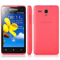 Смартфон Lenovo A396 Pink