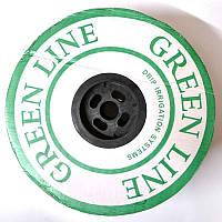 Капельная лента щелевая (Green Line)  mil 15-см 1000м