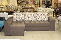 Угловой диван 15-1-6-1.1 с нишами для хранения, фото 1