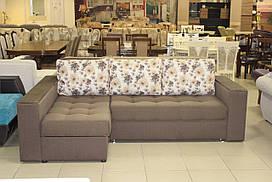 Угловой диван 15-1-6-1.1 с нишами для хранения