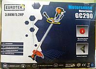 Триммер бензиновий (бензокоса) Eurotek GC290