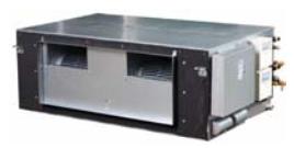 Внутренний блок канального типа Midea MDV-D200T1/N1-FA (225Па), фото 2