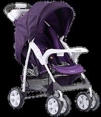 Коляска прогулочная Quatro Imola 9 purple
