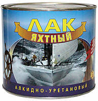 Лак яхтный алкидно-уретановый ArSal, 1л
