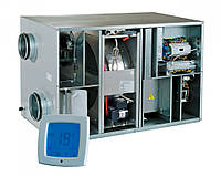 Приточно-вытяжная установка ВЕНТС ВУТ Р 700 ЭГ ЕС, VENTS ВУТ Р 700 ЭГ ЕС с рекуперацией тепла