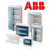 Щиты ABB Mistral 41F для внутреннего монтажа