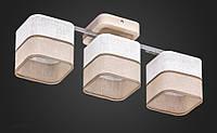 Люстра хай-тек AR-004041 Польша деревянная
