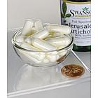 Swanson Premium Full Spectrum Jerusalem Artichoke Топинамбур 90% инулина 400 мг 60 капс, фото 2