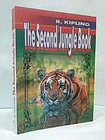 ИнЛит Знання The Second Jungle Book Вторая книга джунглей Киплинг (мяг)