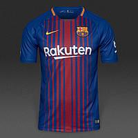 Футбольная форма Барселона/Barcelona 2017-2018