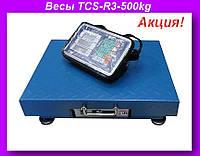 Весы электронные торговые WiFi BITEK 500кг 45х60см TCS-R3-500kg,Весы электронные торговые TCS-R3-500kg!Акция