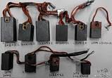 Меднографитовые щетки(графитовые щетки, щетки) 16х32х50, фото 2