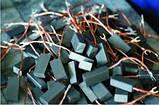 Меднографитовые щетки(графитовые щетки, щетки) 16х32х50, фото 4