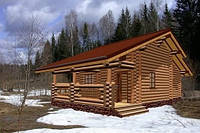 Деревянные дома, бани, сауны и беседки
