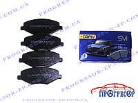 Колодки тормозные передние Chery Amulet / DAfmi SM / A11-6GN3501080