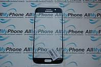 Стекло корпуса для мобильного телефона Samsung A5 A520 черное