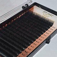 Ресницы I-Beauty на ленте Mink Eyelashes (20 линий) форма D 0,07 длина 12 мм.