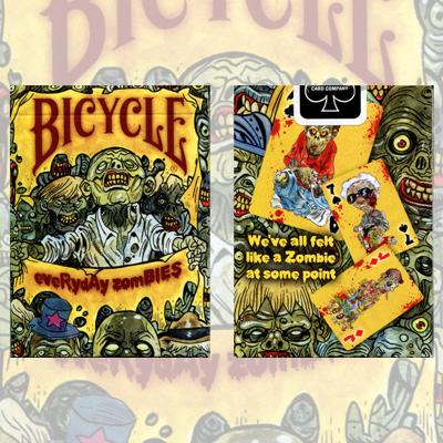 Карты игральные | Bicycle Everyday Zombies