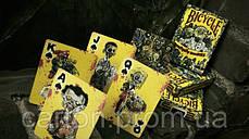 Карты игральные | Bicycle Everyday Zombies, фото 2