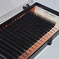 Ресницы I-Beauty на ленте Mink Eyelashes (20 линий) форма D 0,07 длина 15 мм.