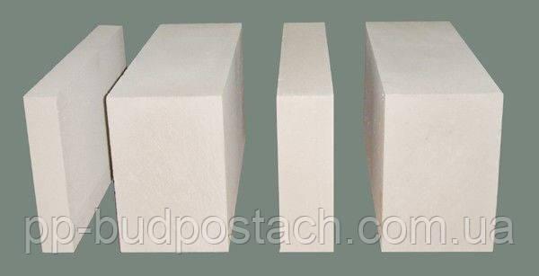 Сколько газобетона в кубе? вес материала