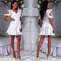 Женское платье (42-44, 44-46) —батист  купить оптом и в Розницу в одессе  7км