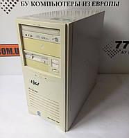 Компьютер Tower (офисный вариант), Intel Pentium 2.0GHz, RAM 1ГБ, HDD 40ГБ