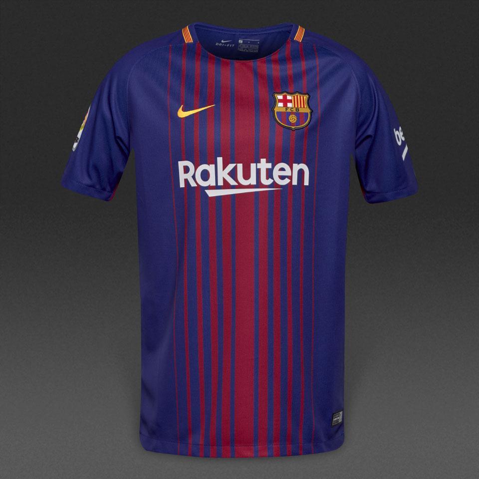 Купить Детская футбольная форма Барселона Barcelona 2017-2018 в ... 8da99f59be6