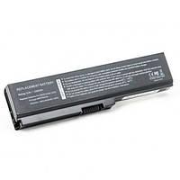 Батарея для ноутбука Toshiba Satellite PA3634U-1BRS A660, C650, L310, L515, L630, L635, L645, M300, U400, U500 10.8V 4400mAh Black