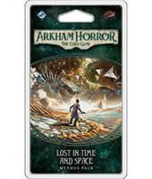 Ужас Аркхема. Карточная игра Вне времени и пространства (Arkham Horror: Card Game Lost in Time and Space) настольная игра