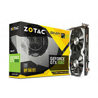 Видеокарта ZOTAC GeForce GTX1060 6144Mb AMP! Edition (ZT-P10600B-10M)